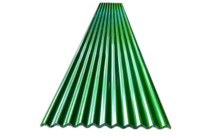 Corrugated GI Roofing Sheet