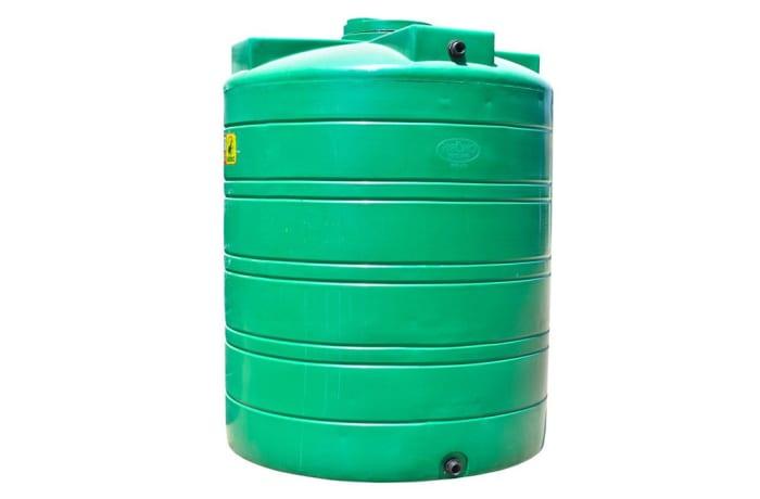 Kiboko Water Tank 3000L