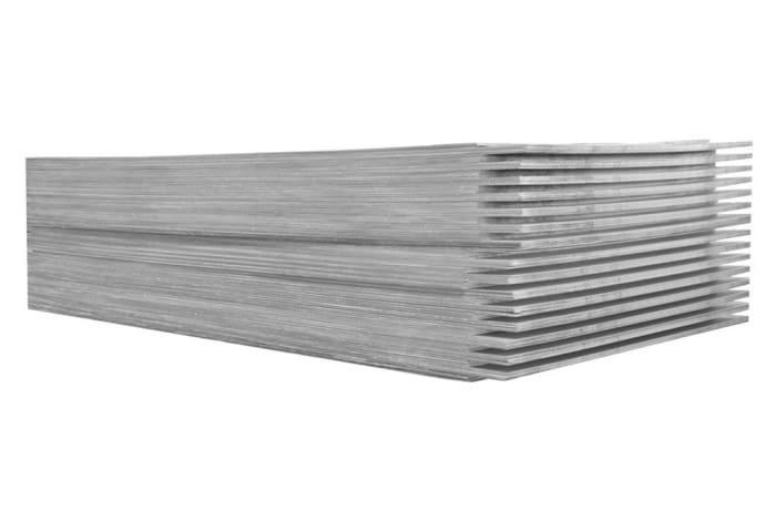 MMI Galvanised MS Plate