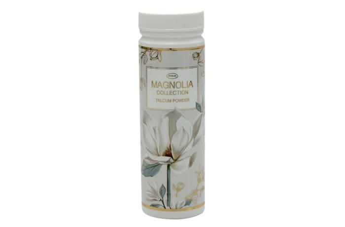 Talcum Powder Magnolia Flower's Collection