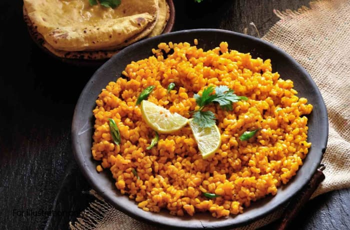 Dal Dishes  - Dal Dry