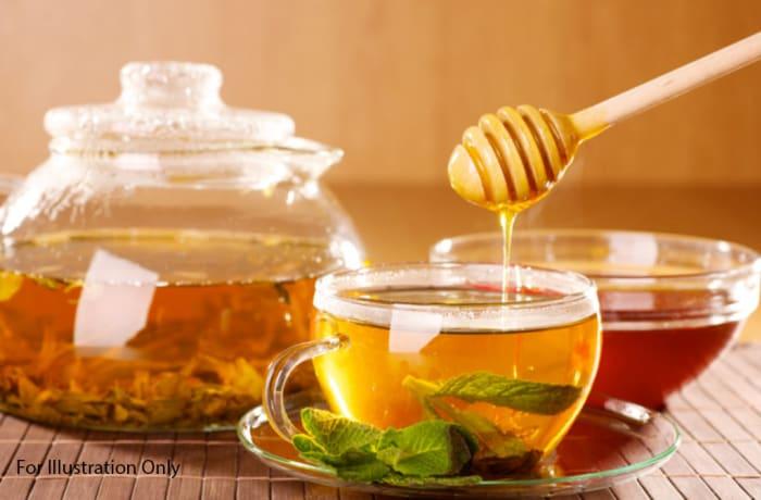 Hot Beverages - Tea with Honey