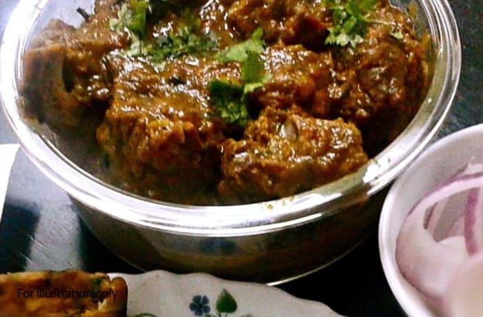 Mutton Dishes  - Mutton Rogan Josh  with Bones
