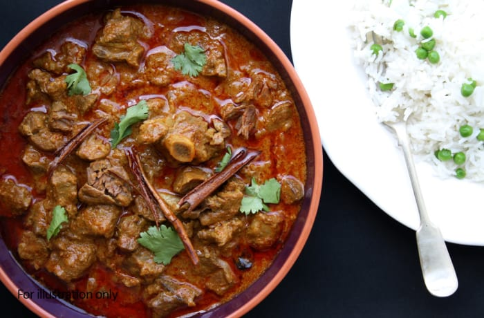 Mutton Dishes  - Gosh Curry