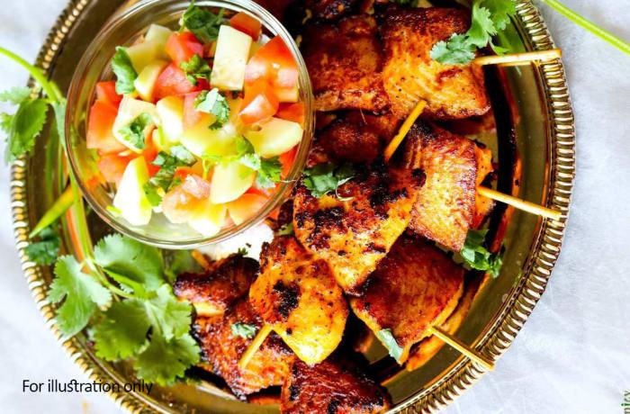 Tandoori  - Fish Tikka