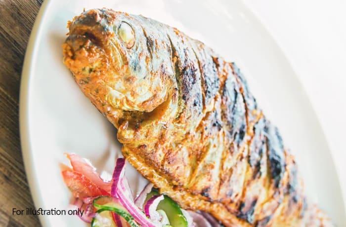 Tandoori -  Tandoori Fish