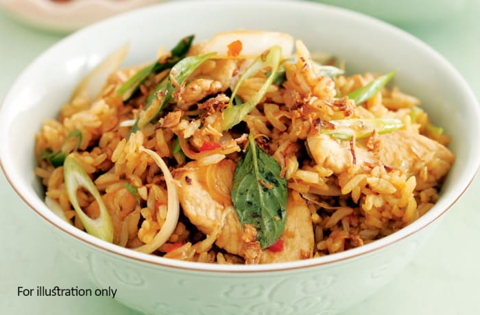 Rice & Noodle Dishes  - Chicken Fried Rice