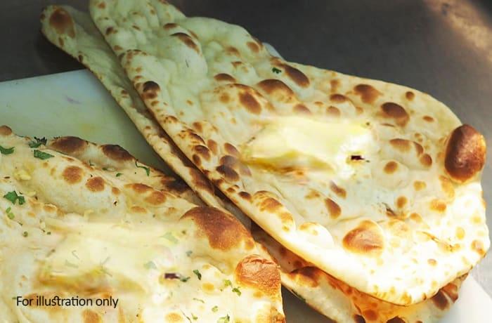 Roti/Naan/Paratha - Butter naan