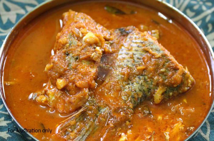 Sea Food - Fish Curry