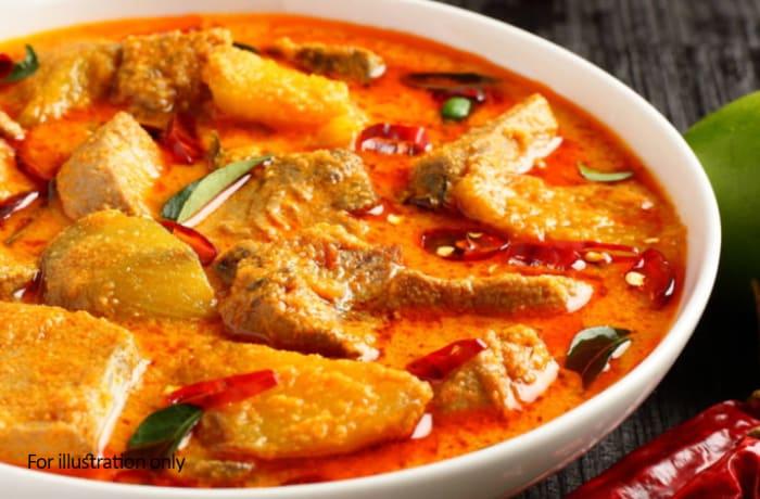 Sea Food  - Fish Kadhai