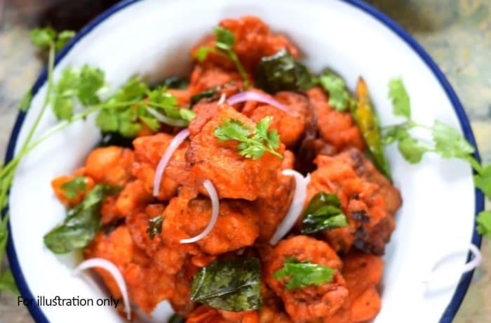 Non-Vegetarian Starters  - Chicken 65