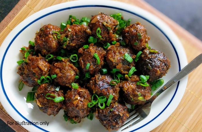 Vegetarian Starters -  Vegetarian Manchurian