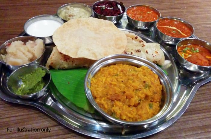 Thali Dishes  - Special Thali