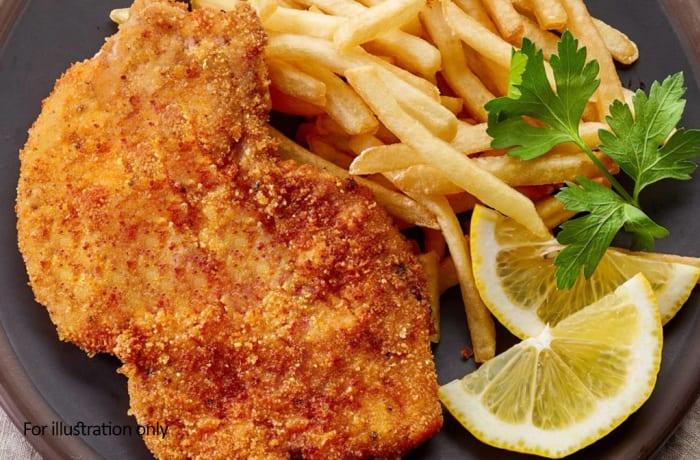 Zambian Corner  - Chicken & Chips