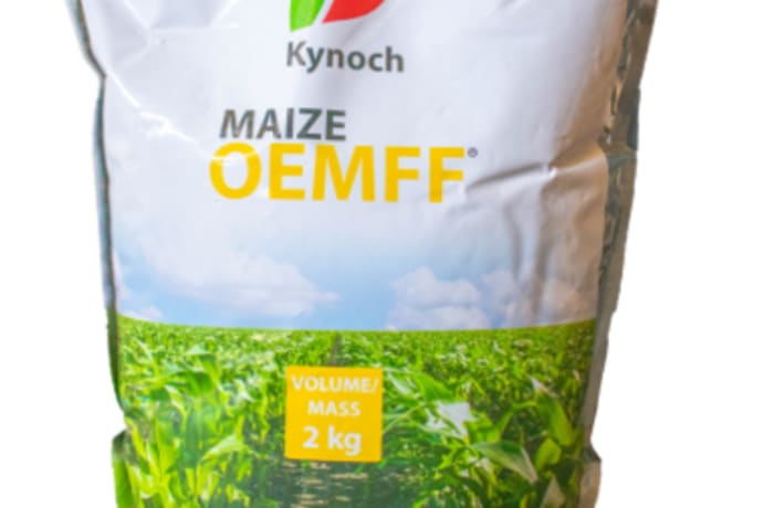 Kynoch Maize (Mielie) OEMFF Fertilizer - 2kg