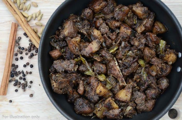Pork - Sri Lankan Pork Fry