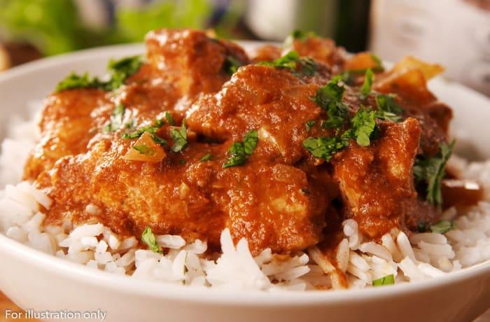 Chicken - Chicken Tikka Masala