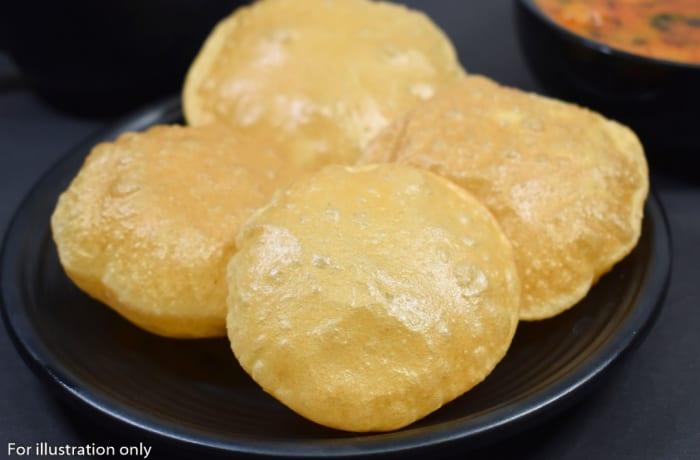 Indian bread - Poori