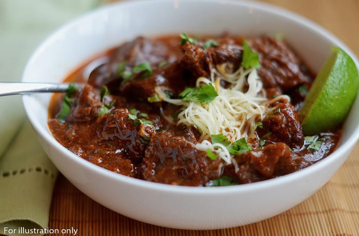 Non Vegetarian Appetizers - Chilli Beef