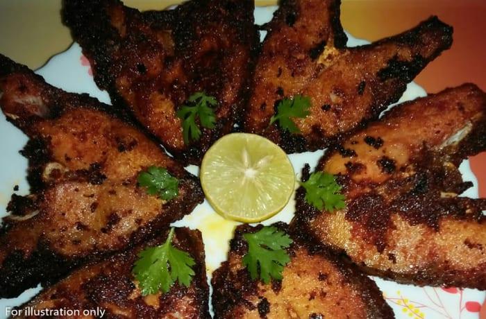 Sea food - Tava Grilled Fish