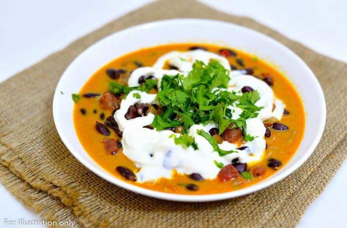 Vegetarian -  Dal Makhani