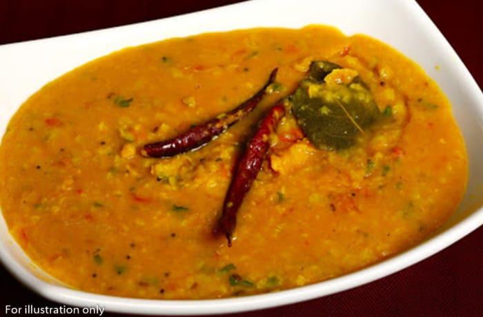 Vegetarian - Dal Tadka