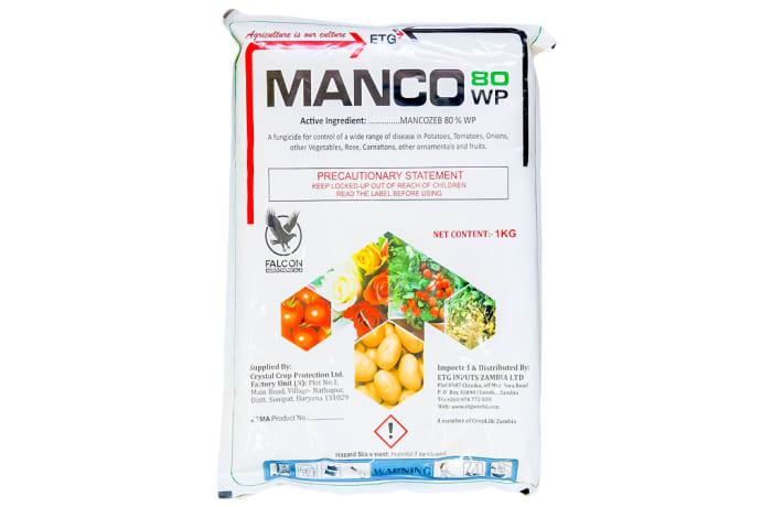 Manco 80 Wp  Mancozeb Wettable Powder Fungicide  1kg