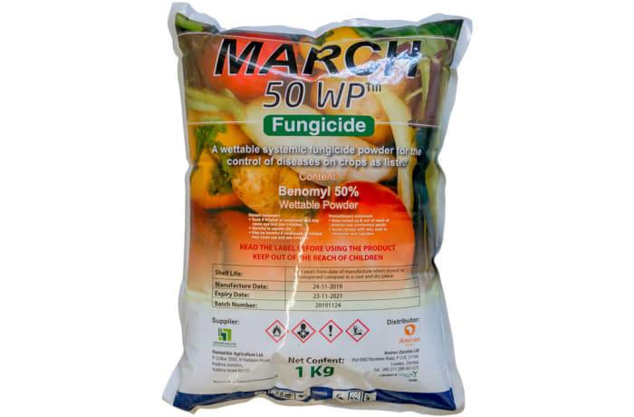 March 50 WP Benomyl 50%