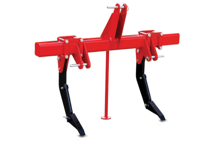 MF  Subsoiler 3-point linkage - 2 tine