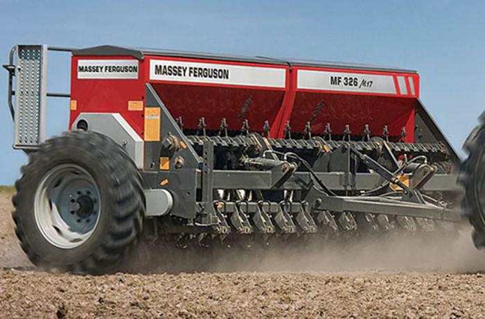 MF 300 | Planters