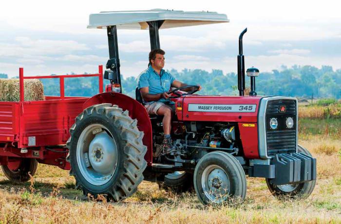 MF 345 XTRA 45 HP Tractor