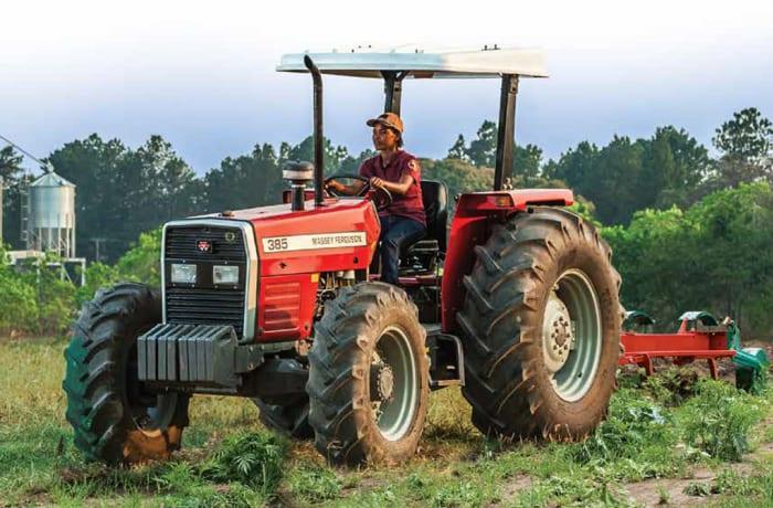 MF 385 XTRA 85 HP Tractor