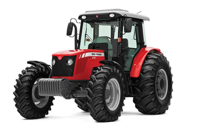 MF 400 XTRA | 60-89 KW Tractor