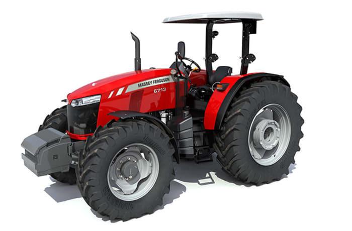 MF 6700   112-132 HP Tractor