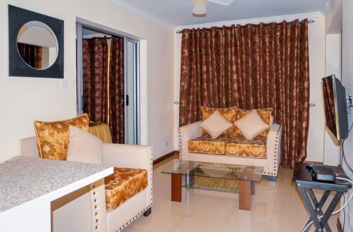 Fully furnished apartments image