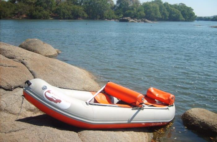 Half day canoe trip