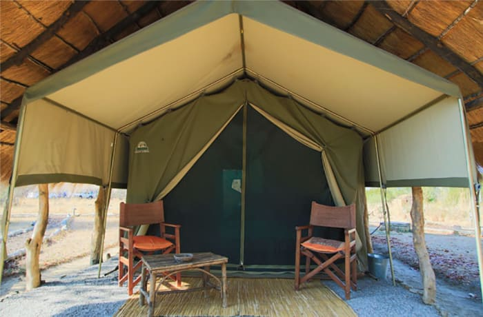 Mayukuyuku Bush Camp - Kafue National Park