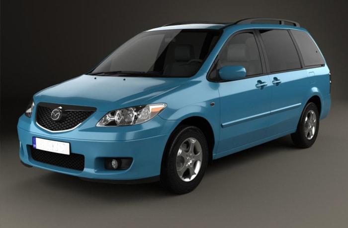 Mazda MPV - Per day - outside Lusaka