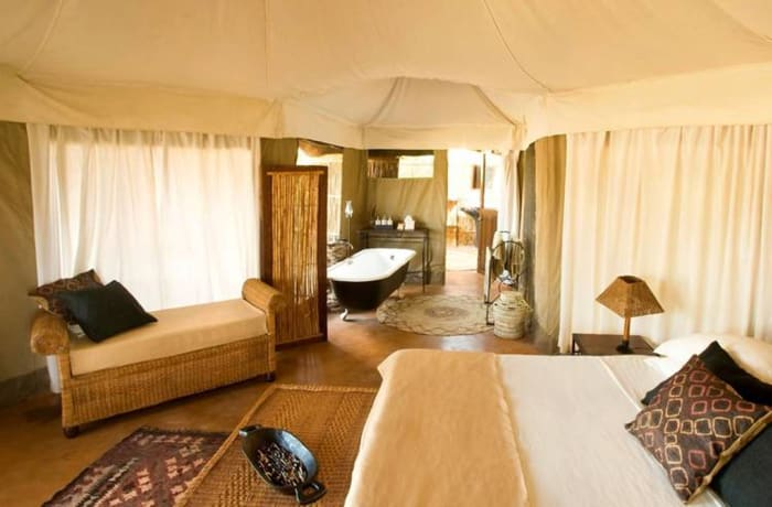 Mchenja Bush Camp - South Luangwa National Park