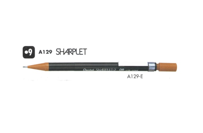 Mechanical Pencils - A129 Mechanical Pencil Sharplet