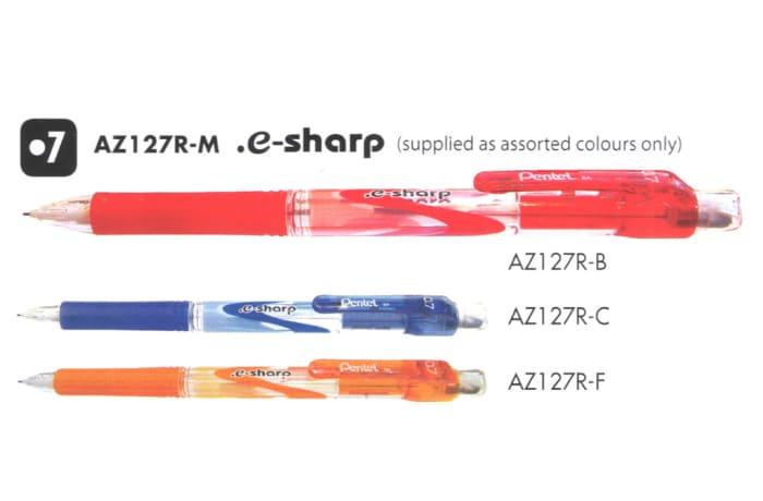 Mechanical Pencils - AZ127R-M Mechanical Pencil e-sharp