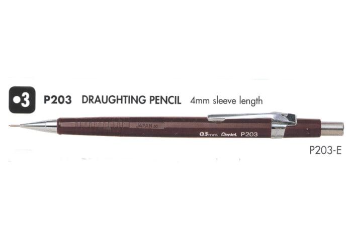 Mechanical Pencils - P203 Draughting Pencil