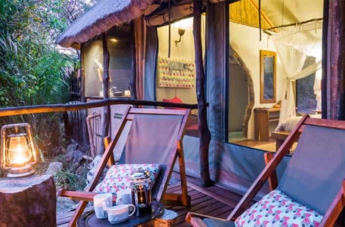 5 Nights Romantic Safari