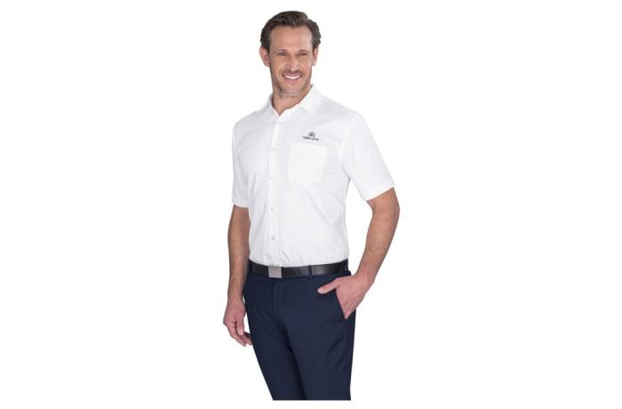 Mens Short Sleeve Seattle Twill Shirt