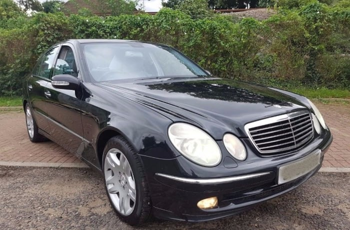 Mercedes-Benz E Class - Per day - within and outside Lusaka