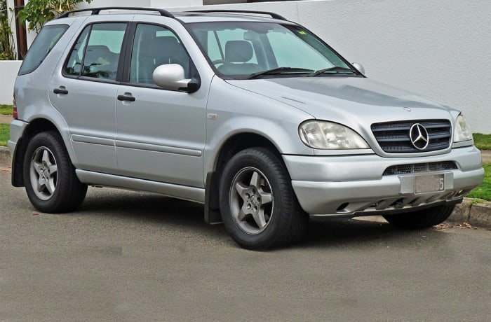 Mercedes-Benz ML 320  - Per day - within and outside Lusaka