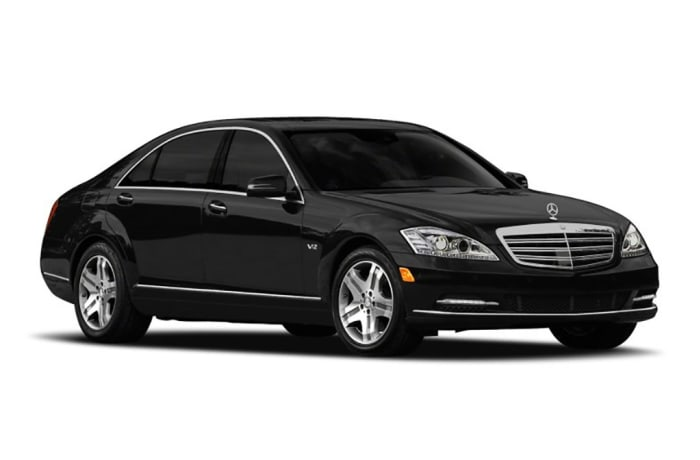 Mercedes-Benz S-Class - Per day - within and outside Lusaka