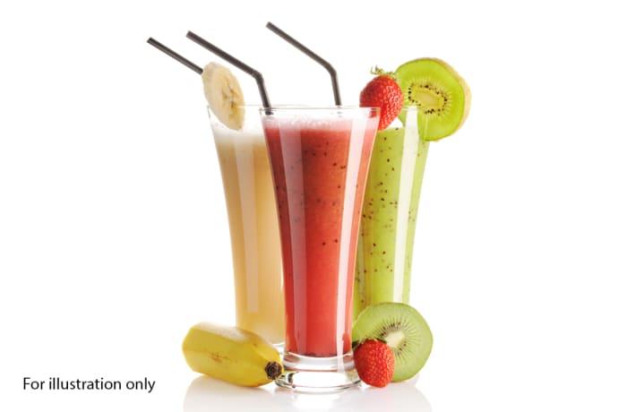 Beverage Option 2 - 100% Juice