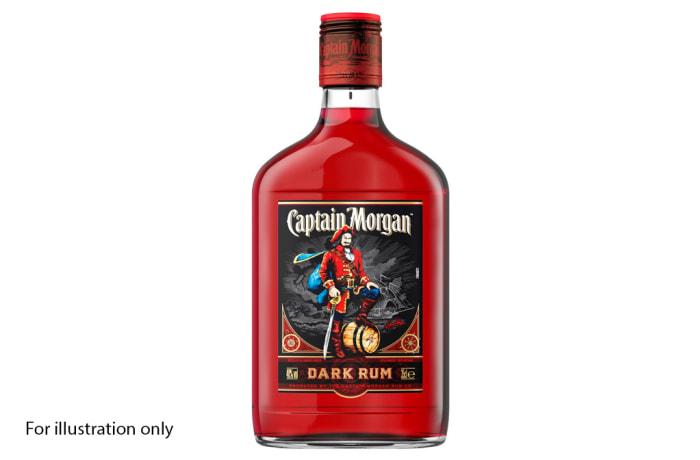 Beverage Option 4 - Captain Morgan Dark Rum