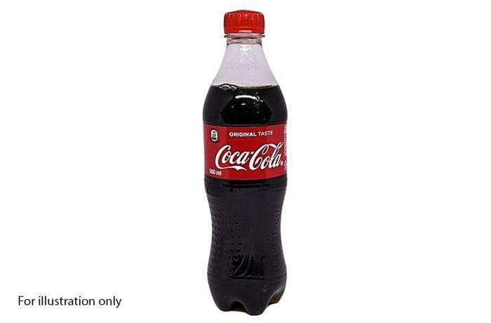Beverage Option 4 - Coke